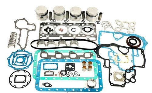 OVERHAUL KIT KUBOTA AFTER 4A0001 V2003 ENGINE