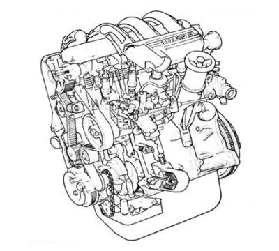 PEUGEOT XUD11 DIESEL ENGINE | MELROE SPRA-COUPE 3430 3630